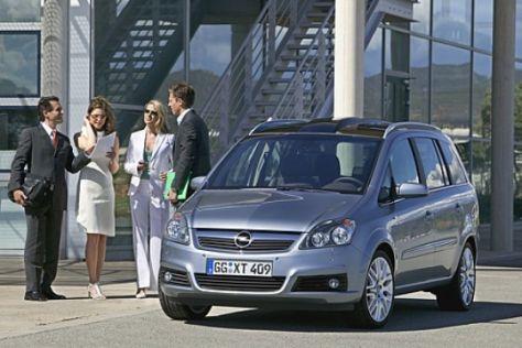 Neue Anschlußgarantie bei Opel