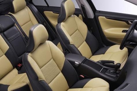 Neue Volvo-Ausstattung
