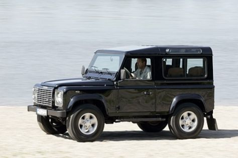 "Land Rover Defender ""Limited"""