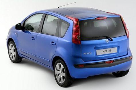 Nissan auf der IAA 2005