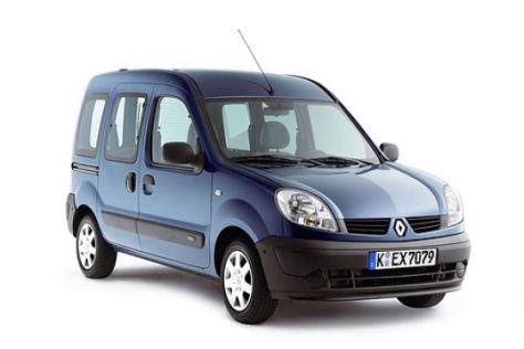 Facelift Renault Kangoo