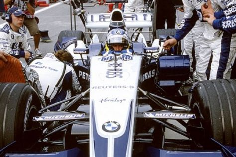 Motorenpoker in der Formel 1