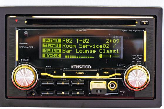 Kenwood CD-Radio DPX303