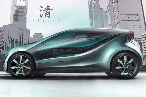 Mazda Kiyora (Konzeptstudie)