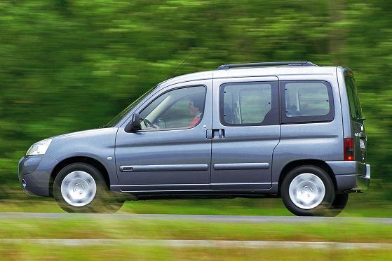 Citroën Berlingo Bivalent