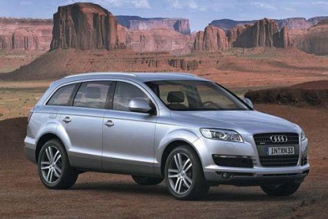 Neues vom Audi Q7
