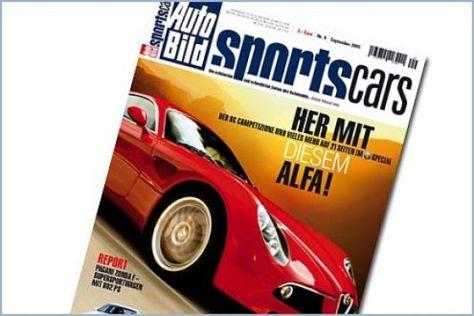 AUTO BILD SPORTSCARS 9/2005