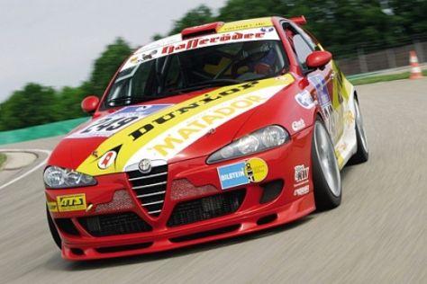 AUTOTUNING Track-Test Alfa 147