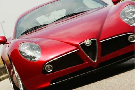 Fahrbericht Alfa 8C Competizione
