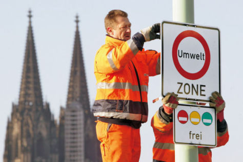 Umweltzone Köln