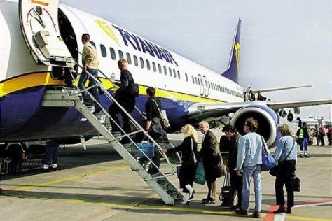 Handyverbot im Flugzeug