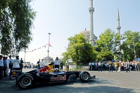 F1-Premiere in Istanbul