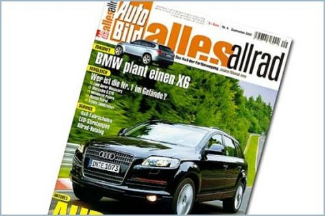 AUTO BILD ALLES ALLRAD 9/2005