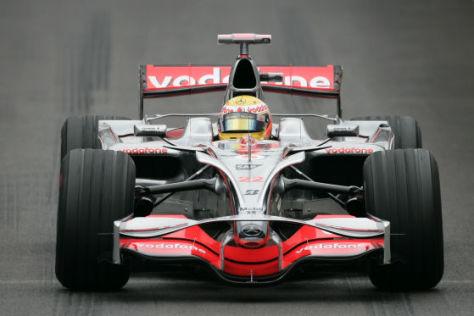 Formel 1 GP von Belgien 2008