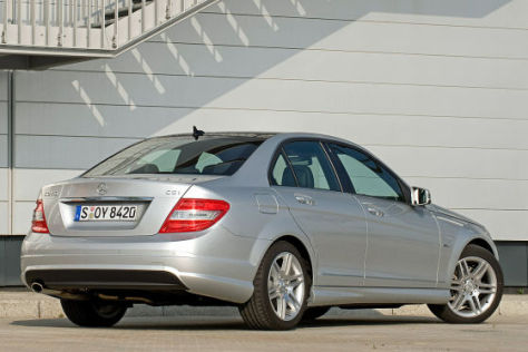 Mercedes C 250 CDI Blue Efficiency Prime Edition