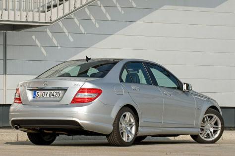 Mercedes C 250 CDI Blue Efficiency Prime Edition
