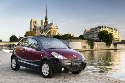 Citroën C3 Pluriel Sondermodell Charleston