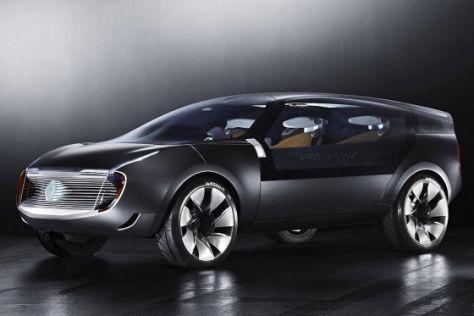 Paris-Studie Renault Ondelios