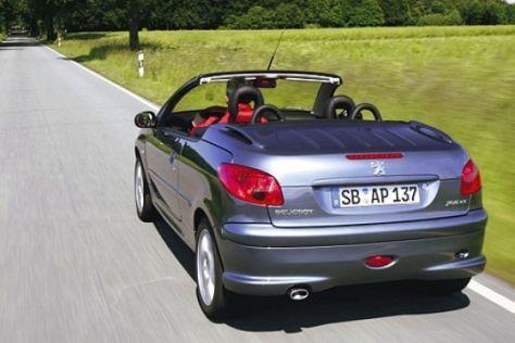 Peugeot 206 CC HDi Platinum