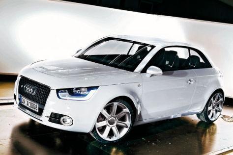 Audi A1 Studie
