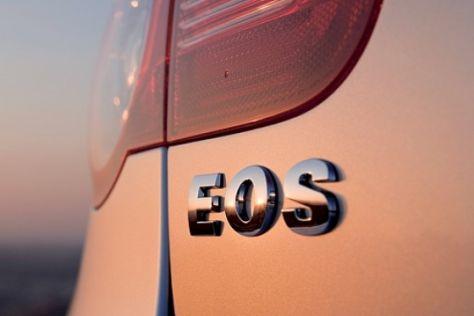 "Neues VW Cabrio heißt ""Eos"""