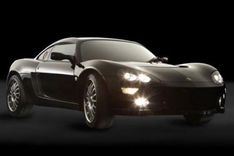 Lotus Europa Diamant Sondermodell Showcar