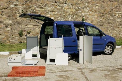 Caravaning Vergleich 2005