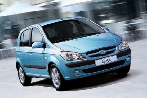 Facelift Hyundai Getz