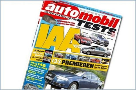 AUTOMOBIL TESTS 9/2005