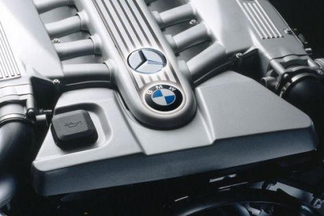 Kooperation BMW & Mercedes