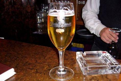 Fahren nach Bierkonsum