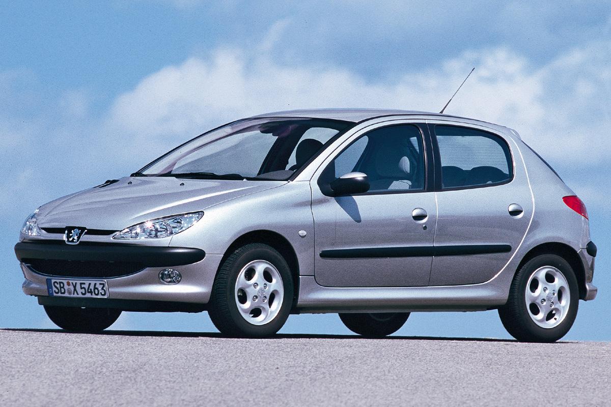 Peugeot 206 HDi 70