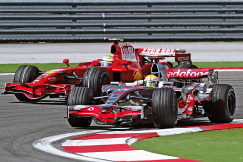 Wer wird Formel-1-Weltmeister 2008?
