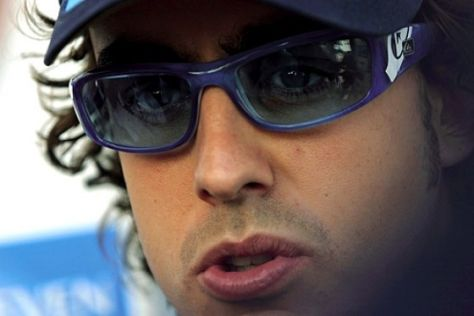 Alonso vor seinem größten Triumph