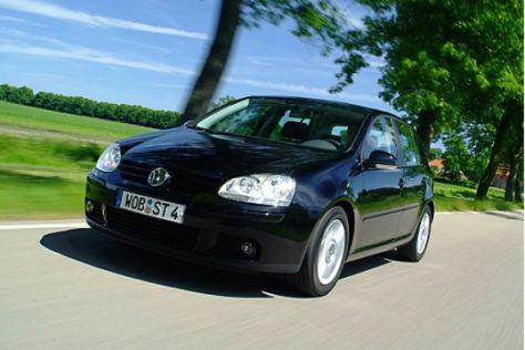 Modellpflege VW Golf