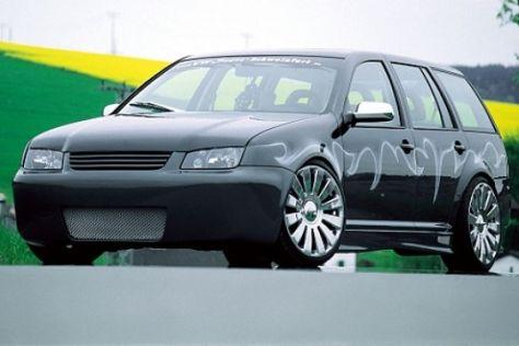 VW Bora Variant VR5 von Marco Heller