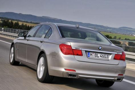 Fahrbericht BMW 7er