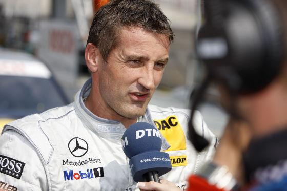 DTM 2008 in Barcelona, Bernd Schneider, Mercedes im Interview