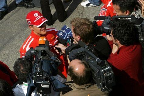 Vor dem GP von Italien 2005