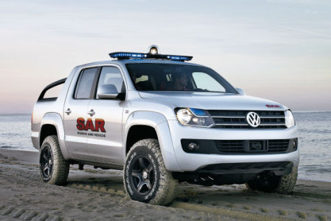 VW Pick-up-Studie SAR