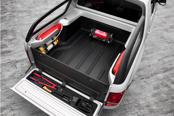 VW Pick-up-Studie SAR