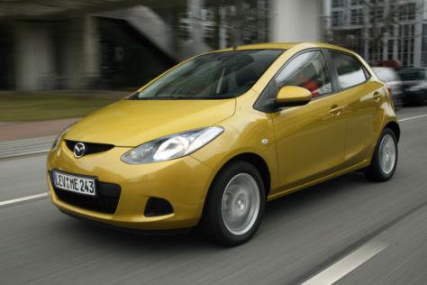 Mazda2 1.3 MZR Independence
