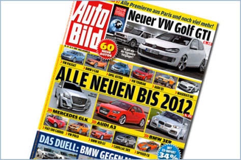 AUTO BILD Titel 39-2008