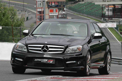 Mercedes C-Klasse Expression