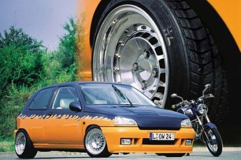 Renault Clio 16V von Mario Kathe