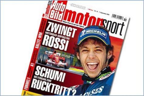 AUTO BILD MOTORSPORT 19/2005
