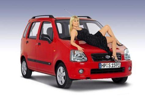 Rückruf Suzuki Wagon R+