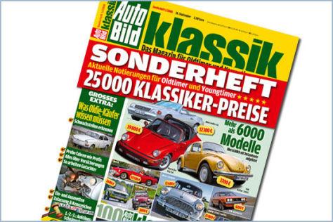 AUTO BILD KLASSIK Sonderheft 1/2008