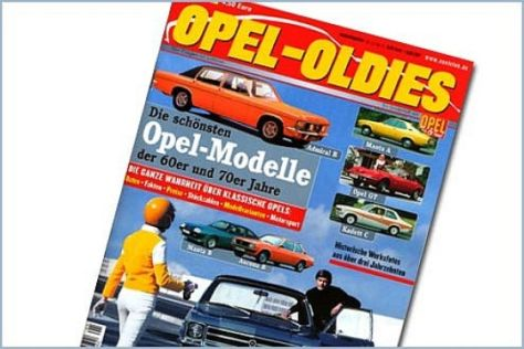 Sonderheft OPEL-OLDIES