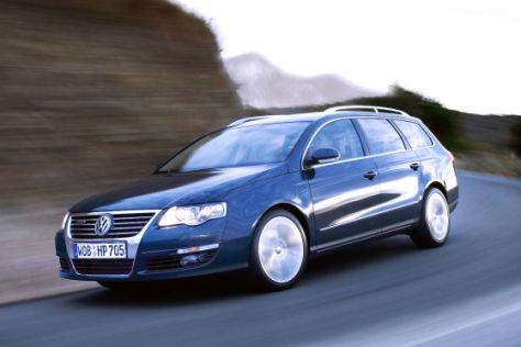 Volkswagen VW Passat Variant BlueTDI